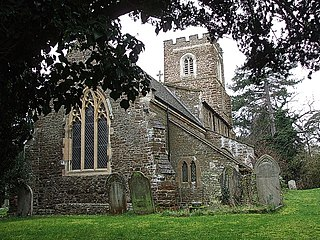 Flitwick town in Bedfordshire, England