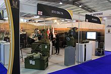STC Delta at SOFEX 2014 Exhibition 03.jpg