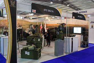STC Delta - STC Delta at SOFEX 2014 Exhibition