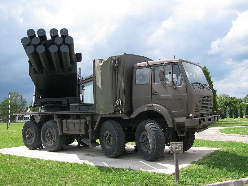 الراجمة الصربية LRSVM 800px-SVLR_M-87_Orkan
