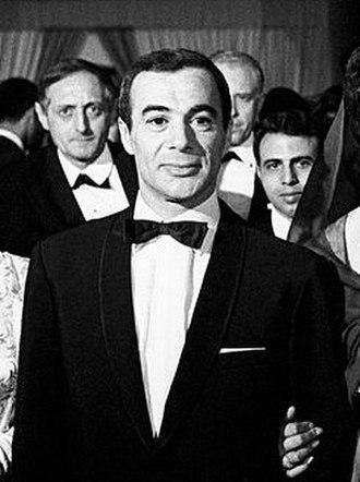 Saadi Yacef - Saadi Yacef at the 1966 Venice Film Festival