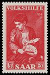 Saar 1954 354 Bartolomé Esteban Murillo - Gassenbub mit Melone.jpg
