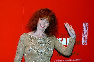 2015 Cannes Film Festival - Sabine Azéma, Camera d'Or Jury President