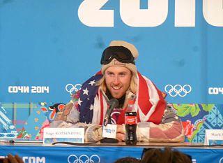 Sage Kotsenburg American snowboarder
