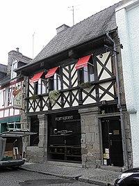 Saint-Brieuc (22) Rue du Gouët N°22.JPG