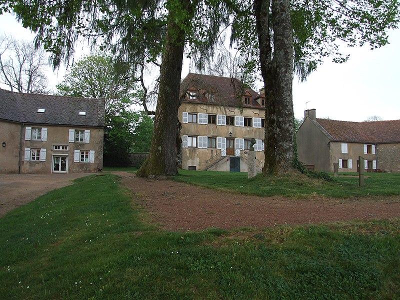 Saint-Brisson, Nievre, Burgundy, FRANCE