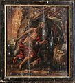 Saint Jerome. Oil painting by an Italian painter. Wellcome L0028687.jpg