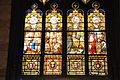 Saint Louis de Gonzague, stained glass windows in Lyon.JPG