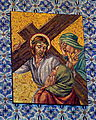 Saint Mary Magdalene Church (Columbus, Ohio) - Station of the Cross 8.jpg