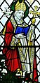 Saint Non's Chapel - Fenster 5 St.David.jpg