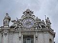 Saint Peter's Basilica Vatican Vaticano Holy See Italy Italia Roma - Castielli - CC0 - panoramio.jpg