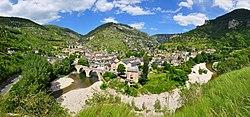 Sainte-Enimie-Gorges du Tarn-Frankreich.jpg
