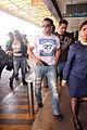 Salman and Katrina snapped leaving for Bangkok schedule of 'Ek Tha Tiger' (4).jpg