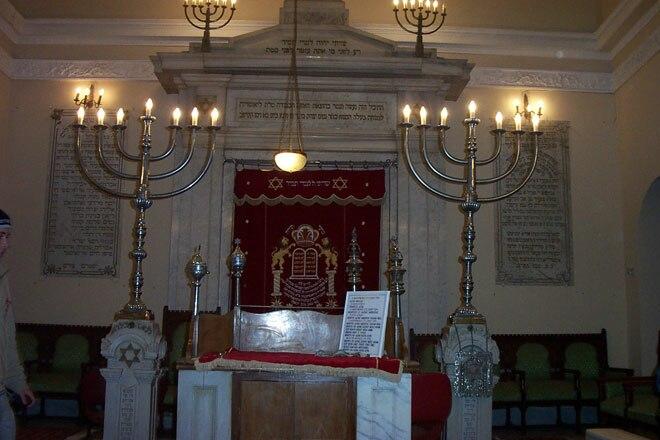 Saloniki Synagogue a
