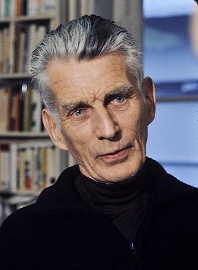 Picture of an author: Samuel Beckett