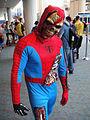 San Diego Comic-Con 2011 - zombie Spider-Man (6004551136).jpg
