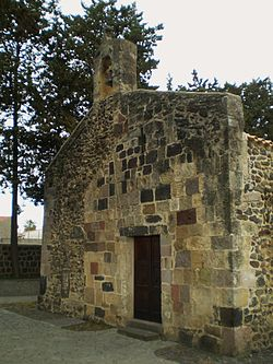 The Church of Saint John, Zerfaliu