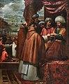 San Juan de Mata entrega las cartas del Papa al rey de Marruecos en la primera redención (Museo del Prado).jpg