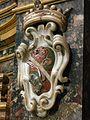 San gaetano, altare maggiore, stemma corsi.JPG