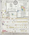 Sanborn Fire Insurance Map from Center Line, Macomb County, Michigan. LOC sanborn03954 001-1.jpg