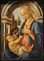 Sandro botticelli, madonna col bambino (avignone), 1467-70 ca. 01.jpg