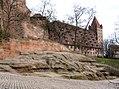 Sandstone at the castle base (Nuremberg) - geo.hlipp.de - 1293.jpg