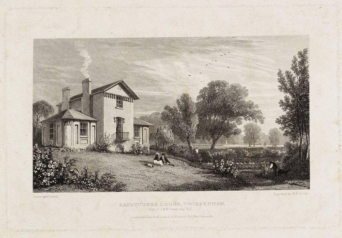 Sandycombe Lodge - Wikipedia