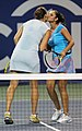 Sania Mirza and Yaroslava Shvedova (5993195656).jpg