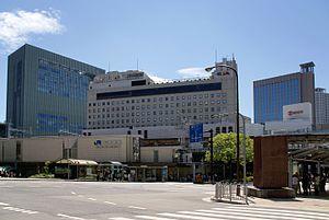 Sannomiya Station (JR West) - North Side