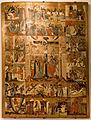 Sanok, Muzeum Historyczne, ikona Ukrzyżowanie.jpg