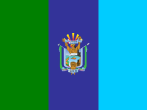 Flag of Ecuador - Image: Santa Elena flag
