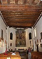 Santa Fe, NM USA - Altar (1798) of the Chapel of San Miguel - panoramio (1).jpg