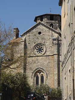 Church of Santa Maria Maggiore.
