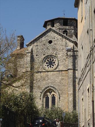 Ferentino - Church of Santa Maria Maggiore.
