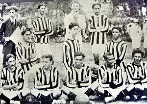 Santos FC - Santos FC of 1913