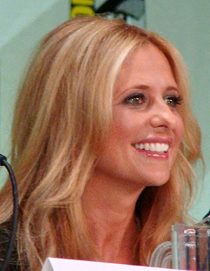 Happily N'Ever After - Image: Sarah Michelle Gellar 2011 Comic Con 2 (cropped)