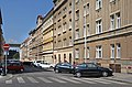 Sarajevská street, east part, Praha.jpg