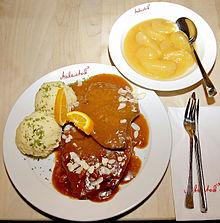Rheinischer Sauerbraten Vom Pferd à La Manes Meckenstock; Sauerbraten Ist  Ein Typisches Gericht Der Rheinischen Küche.