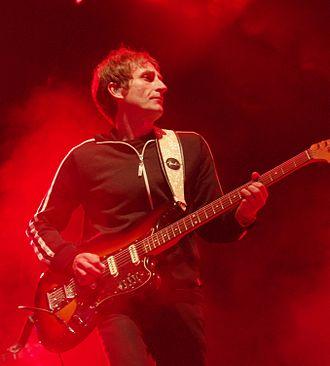 James (band) - Saul Davies