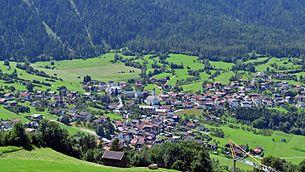 View of Sautens