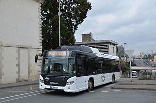 Scania Citywide Motor vehicle