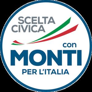 With Monti for Italy - Image: Scelta civica Con Monti per l'Italia