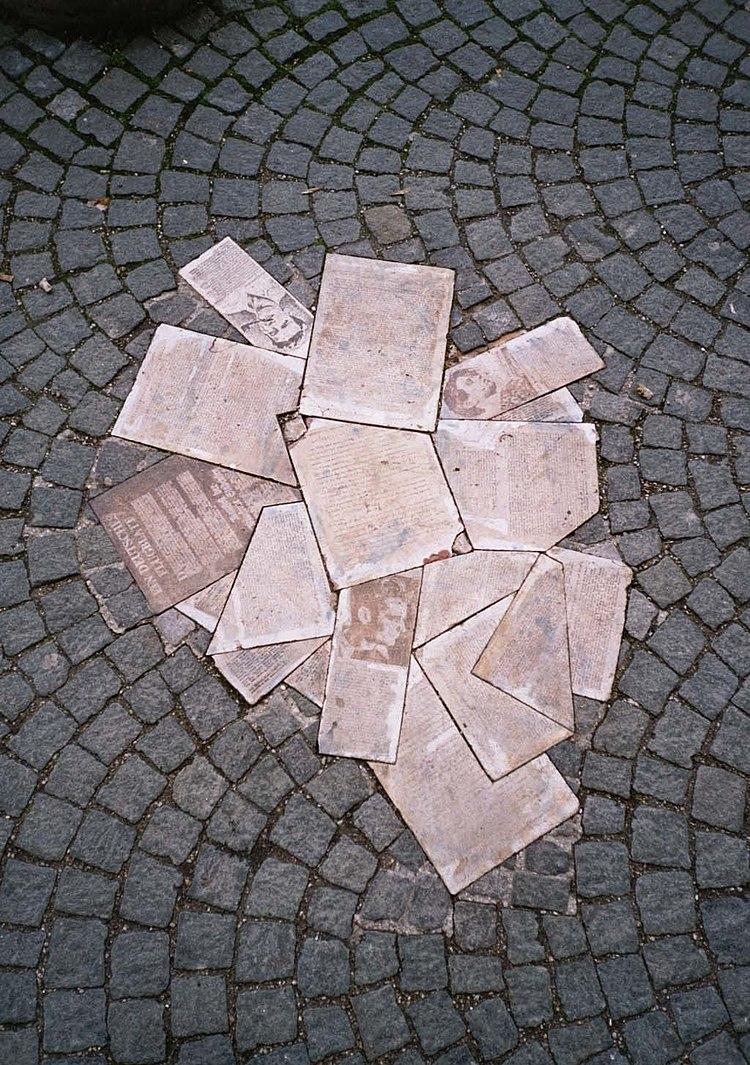 Scholl-Denkmal, München