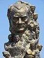 Sculpture of Kemal Ataturk - Magusa (Famagusta) - Turkish Republic of Northern Cyprus.jpg