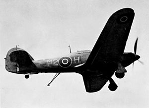 768 Naval Air Squadron - A Sea Hurricane of 768 NAS approaching HMS Argus during 1942.