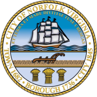Seal of Norfolk%2C Virginia., From WikimediaPhotos