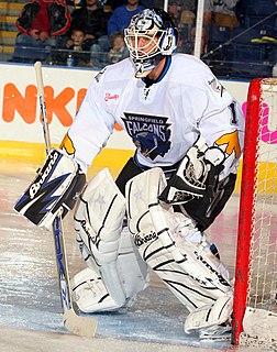 Sean Burke Canadian ice hockey player