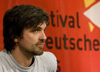 Schipper at the 2009 Festival des deutschen Films Sebastian Schipper.jpg