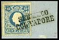 Sebenico Col Vapore 15kr TypeI issue 1858.jpg