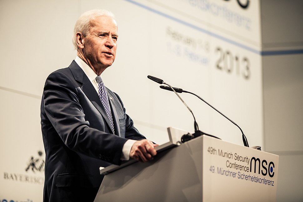 Seco49 US Vice President Joseph Biden